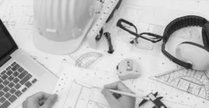 Plany cięcia betonu, czyli poczatek prac
